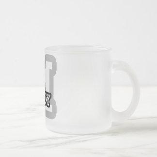 M is for Miley Coffee Mug