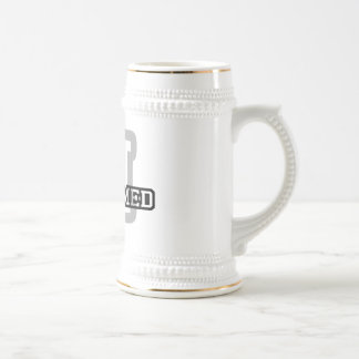 M is for Mohammed 18 Oz Beer Stein
