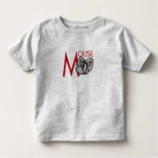 M is for Mouse T Shirt