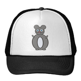 M is for Mouse Trucker Hat
