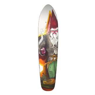 m.j.moe super retro 70's skateboard