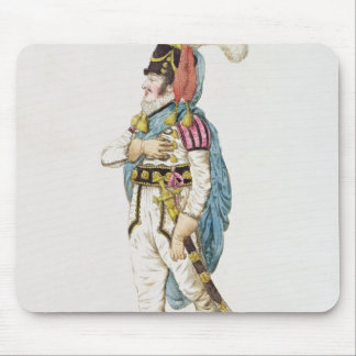 M.John Braham  the character of Orlando, 1802 Mouse Pad
