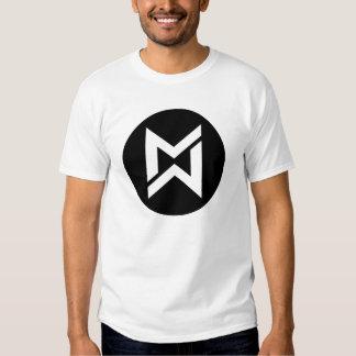M. logo - mortar & D moire Shirt
