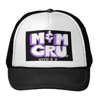 M&M Cru Mesh Hat