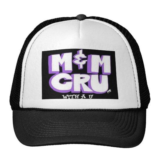 M&M Cru Trucker Hat