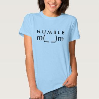 m(_ _)m, H U M B L E T-Shirt