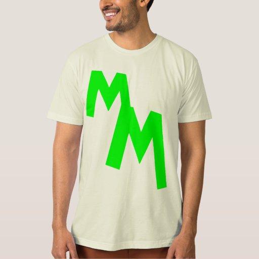 m, m t-shirts