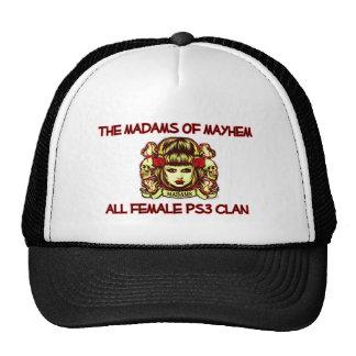 M|M TRUCKER HAT