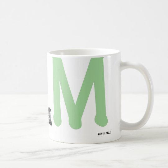 M magnet G Coffee Mug