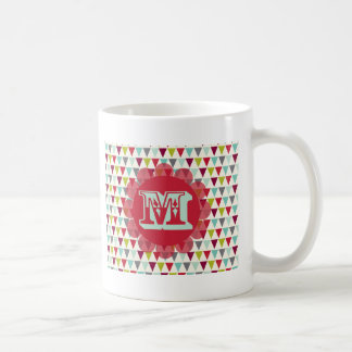 M Monogram Coffee Mug