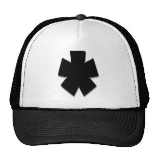 m multiply trucker hat