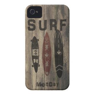 M@nDaySurf - Three Top Surf iPhone 4 Covers
