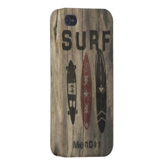 M@nDaySurf - Three Top Surf iPhone 4/4S Cover