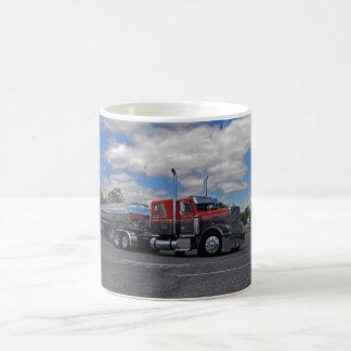 M Nolt's Freightliner FLC Mug