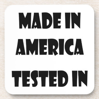 M.O.A.B. Made In America Tested In Afghanistan Drink Coaster