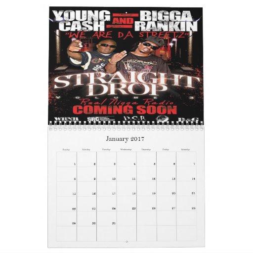 M.O.E. Calendario del condado de Duval Rockstars