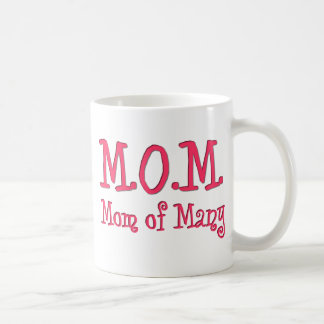 M.O.M. Of Many Mug