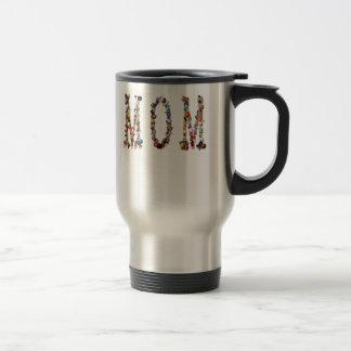 """""""M O M"""" Travel Mug"""