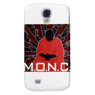 M.O.N.C. Logo Galaxy S4 Covers