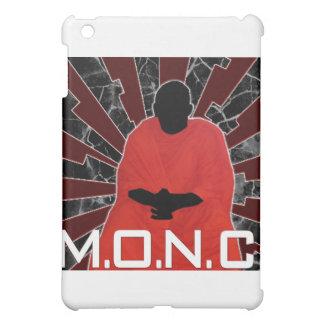 M.O.N.C. Logo iPad Mini Cover