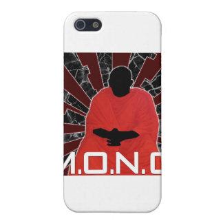 M.O.N.C. Logo iPhone 5 Cases
