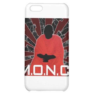 M.O.N.C. Logo iPhone 5C Covers