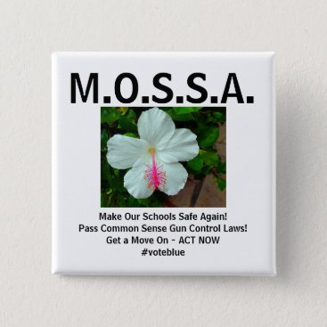 Lawyer Themed M.O.S.S.A. Button