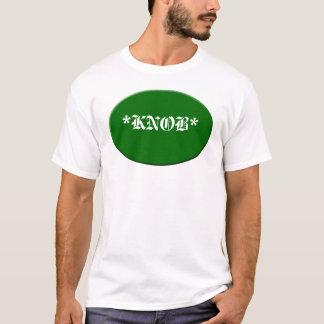 m_oval, *KNOB* T-Shirt