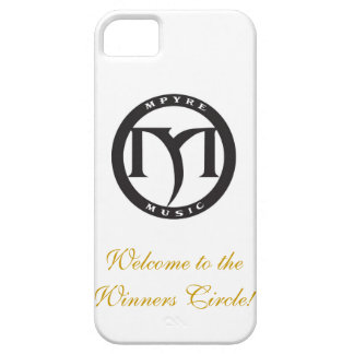 M.P.Y.R.E. MUSIC GROUP -Winner's Circle iPhone 5 Cases