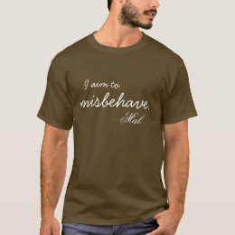 M Quote T-Shirt