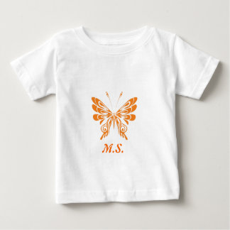 M.S. Butterfly Baby T-Shirt