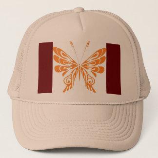 M.S. Butterfly Trucker Hat
