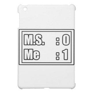 M.S. Scoreboard iPad Mini Covers