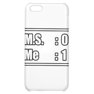 M.S. Scoreboard Cover For iPhone 5C