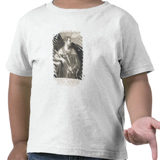 M. Silvius Otho Emperor of Rome 68 AD engraved by Tee Shirt
