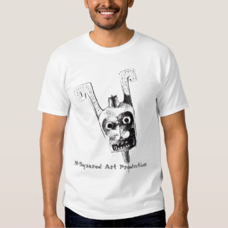M-Squared Art Production Tee Shirt