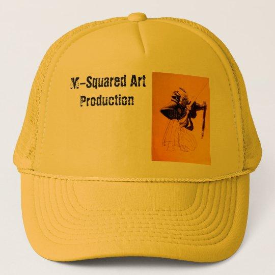 M-Squared Art Production Trucker Hat