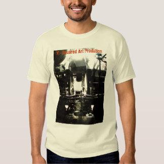 M-Squared Art Prodution T Shirt