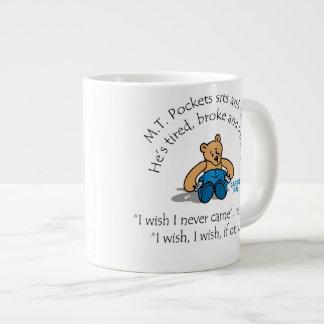 M.T Pockets Big Mug