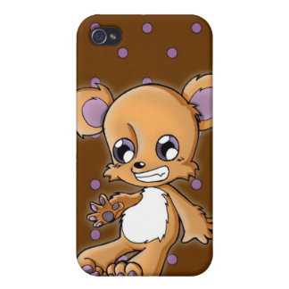 M. Teddy iPhone 4/4S Cover