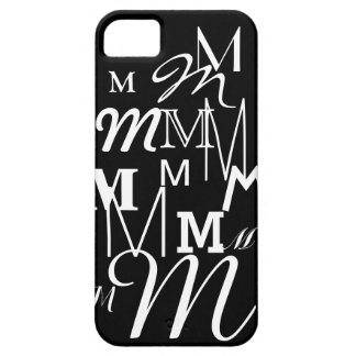 M the initial iPhone 5 cover