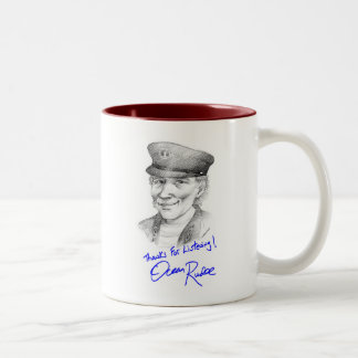 M - The Ocean Rudee Autograph Mugs