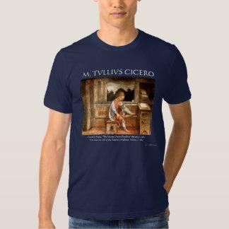 M. Tullius Cicero (double sided) Tee Shirt