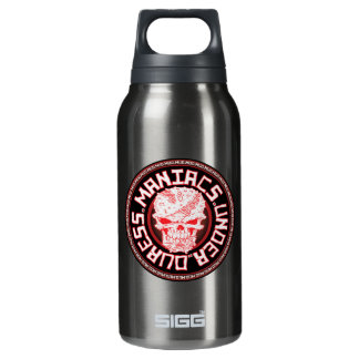 M.U.D. Maniacs Under Duress 10 Oz Insulated SIGG Thermos Water Bottle