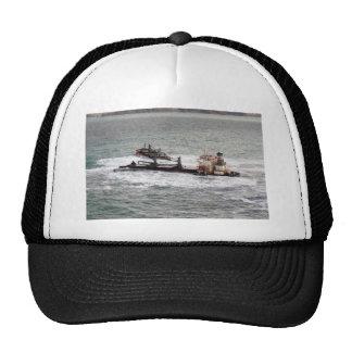 M V Selendang Ayu Oil Spill Unalaska 2004 Trucker Hat