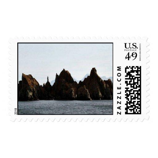 M/V Selendang Ayu Oil Spill Unalaska 2004 Postage Stamps