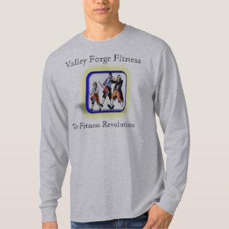 (M) Valley Forge Revolution basic long sleeve T-Shirt