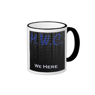 M.W.C Mug