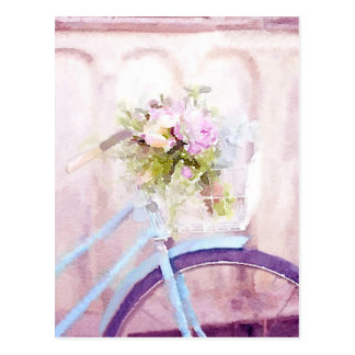 Ma Bicyclette Postcard