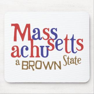MA Brown State - Massachusetts' Sen. Scott Brown Mouse Pad